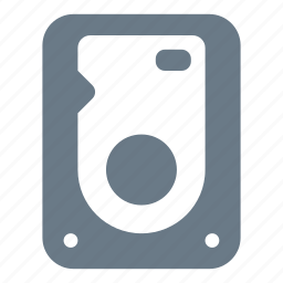 data, disk, drive, hard, storage icon