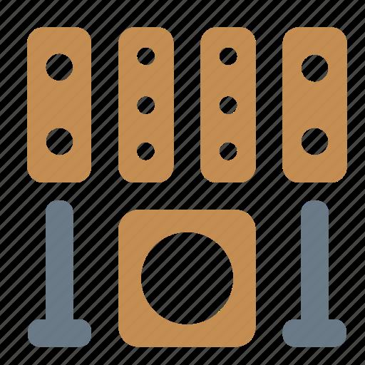 audio, center, media, multimedia, music, sound, speaker icon
