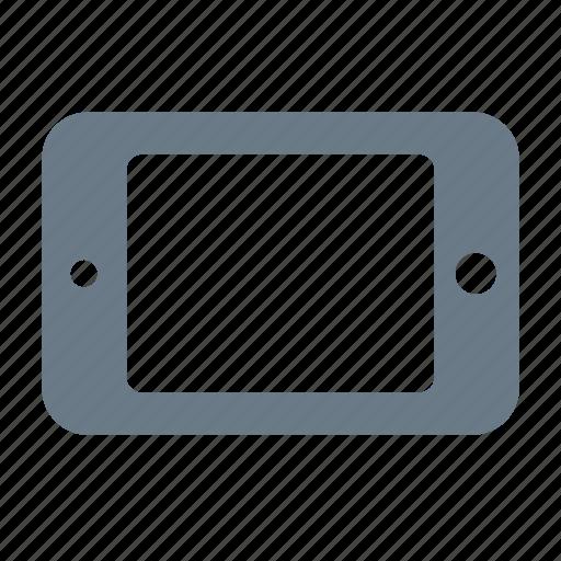gadget, horizontal, iphone, mobile, phone icon