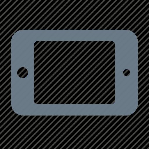 device, horizontal, iphone, mobile, phone, smartphone icon