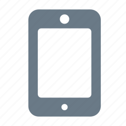 device, gadget, iphone, mobile, smartphone, vertical icon
