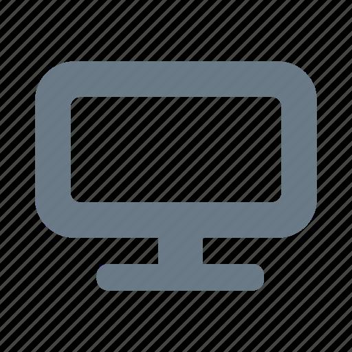 movie, screen, smart tv, television, tv, wide, widescreen icon