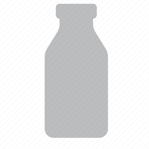 bottle, drink, liquid, milk icon