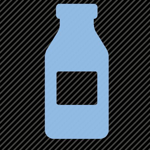 bottle, drink, milk, yogurt icon