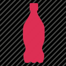bottle, drink, plastic, soda icon