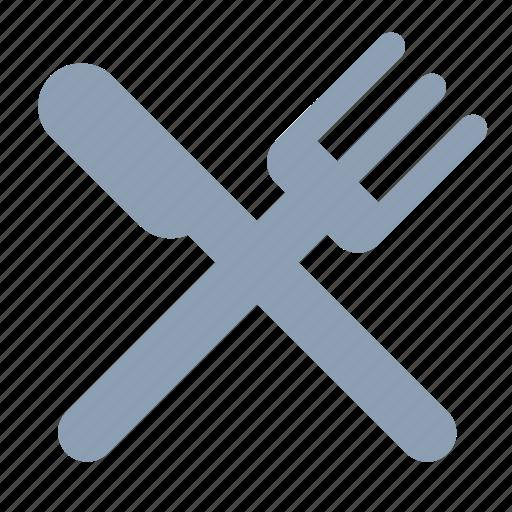 dining, fork, knife, restaurant icon