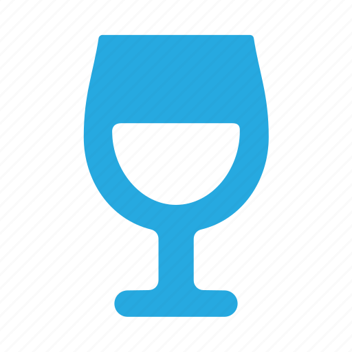 alcohol, glass, goblet, wineglass icon