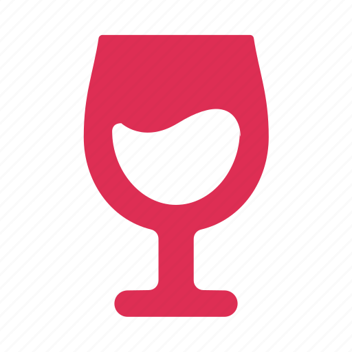 beverage, drink, glass, goblet icon