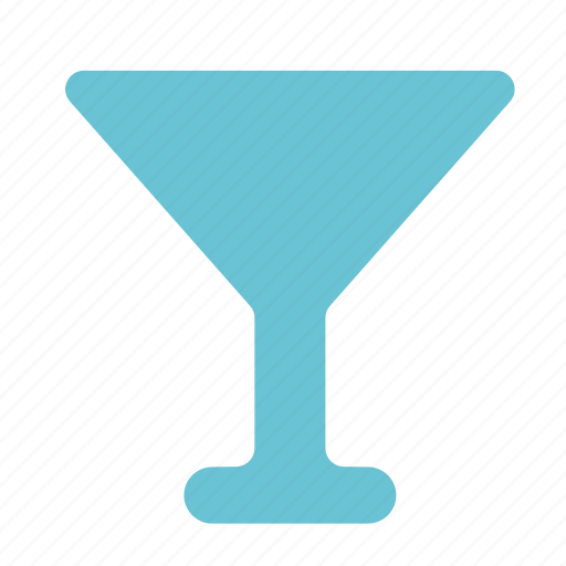 drink, glass, goblet, martini icon