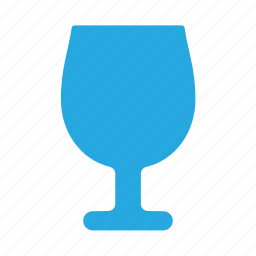 beverage, drink, goblet, wineglass icon
