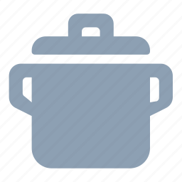 cooking, dinner, frying, pan, saucepan icon