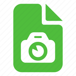 document, file, image, photo icon