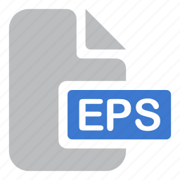 document, eps, extension, file, icojam icon