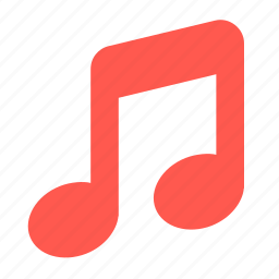 audio, document, file, music, sound icon