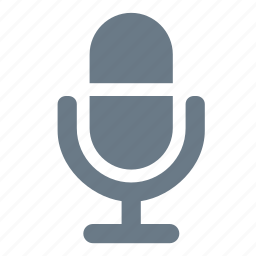 file, radio, record, recorder, sound, talk, voice icon