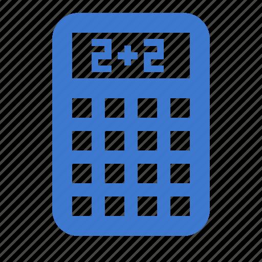 accounting, algebra, calculation, calculator, mathematics, number, numbers icon