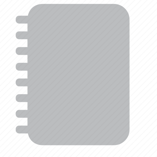 diary, notebook, notepad, notes, writing icon