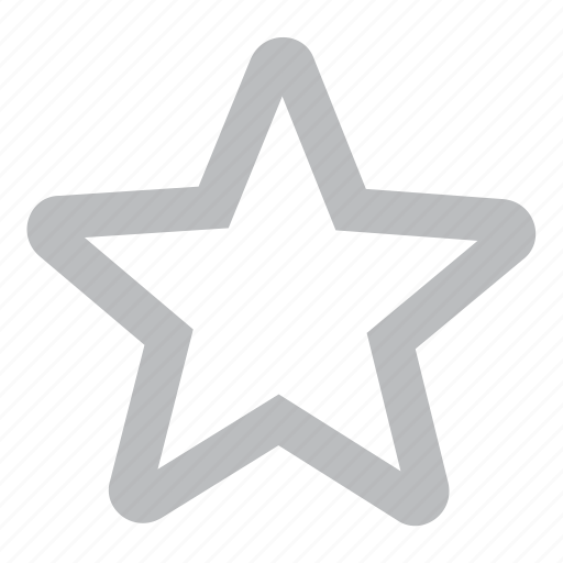 empty, lowstar, point, rating, star icon