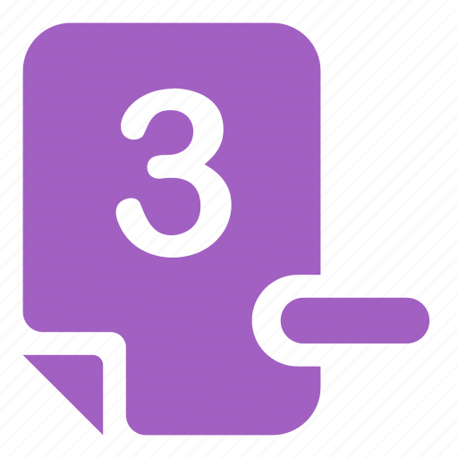 assessment, evaluation, mark, mark 3- icon