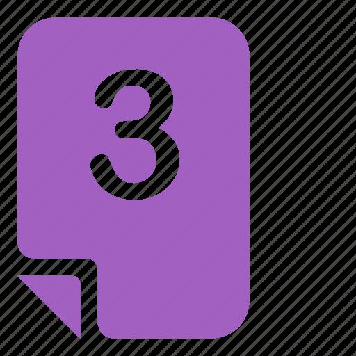 assessment, evaluation, mark, mark 3 icon