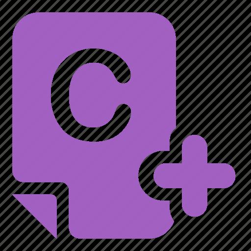 assessment, evaluation, mark, mark c+ icon