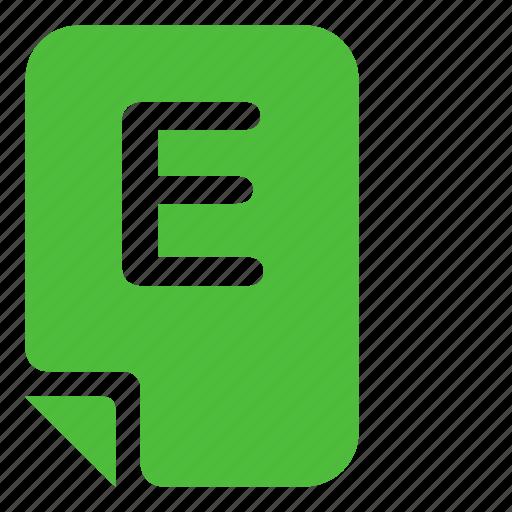 assessment, evaluation, mark, mark e icon