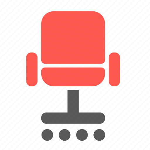 boss, business, chair, furniture, interior, office, work icon