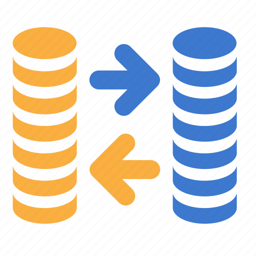 Change, money, cash, coin, currency, exchange, finance icon - Download on Iconfinder