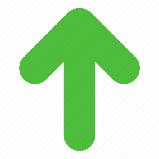 arrow, direction, elevation, up icon