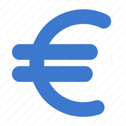 currency, euro, finance, money, payment, sign icon