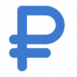 currency, finance, money, payment, rouble, ruble, sign icon