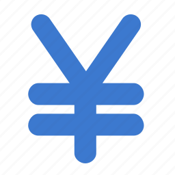 currency, finance, money, payment, sign, yuan icon