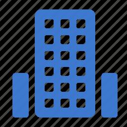 architecture, building, city, company, estate, office, skyscraper icon