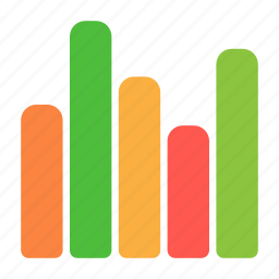 analytics, chart, finance, graph, report, stability, statistics icon