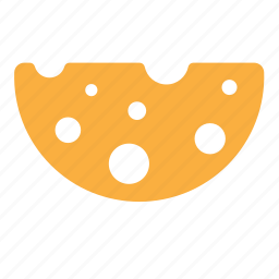 breakfast, cheese, restaurant, slice icon