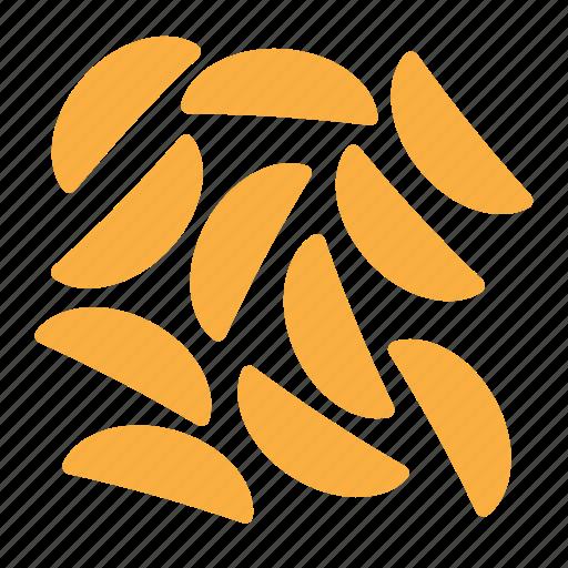 food, potato, slices, vegetable icon