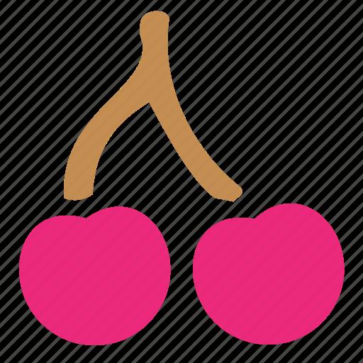 berry, cherry, fresh, sweet icon