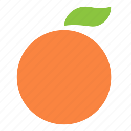 citrus, food, fruit, orange, sweet icon