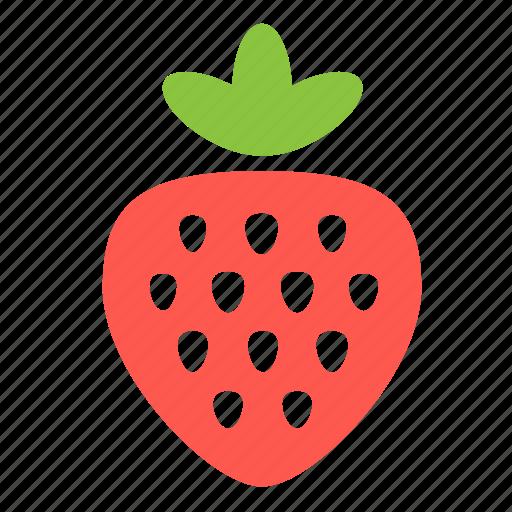 berry, fruit, strawberry, sweet icon