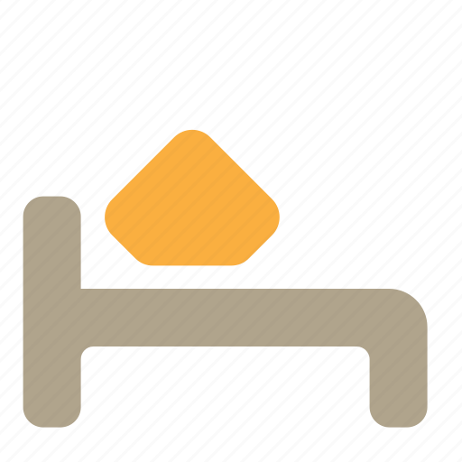 bed, furniture, hotel, motel icon