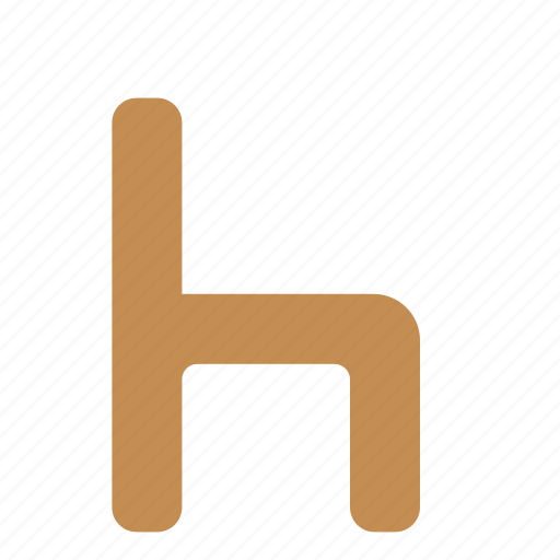 chair, furniture, home, interior, office icon