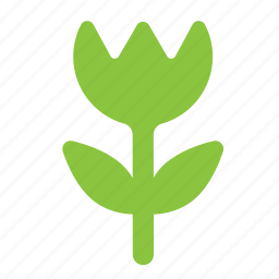 ecology, flower, grass, nature, plant icon