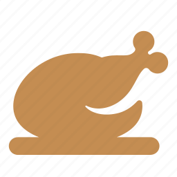 chicken, holiday, thanksgiving day, turkey icon