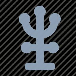 floor, hanger, hook, rack icon