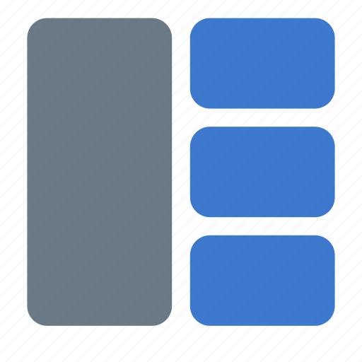 Grid, layout, sections icon - Download on Iconfinder