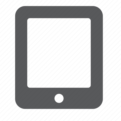 device, ipad, mobile, smartphone, tablet icon