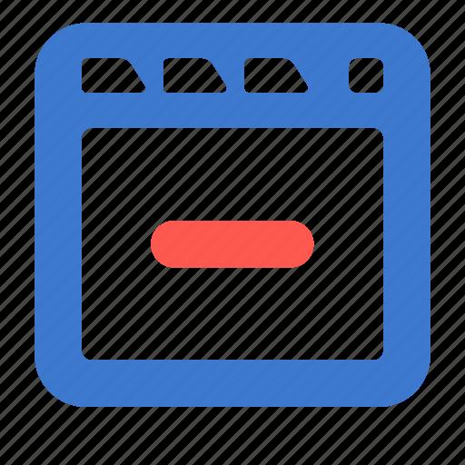 app, browser, close, site, web, window icon