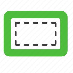 layout, maximize, zoom icon