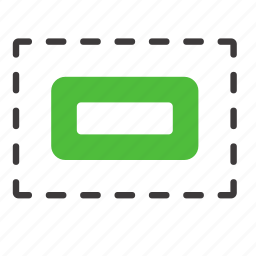grid, layout, minimize, zoom icon