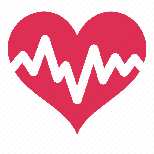 cardiogram, doctor, health, heart, medicine icon